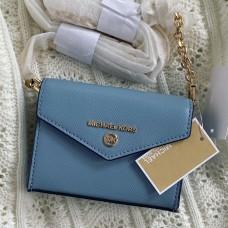 Michael Kors Cardholder modrý