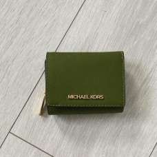 Michael Kors peňaženka zelená