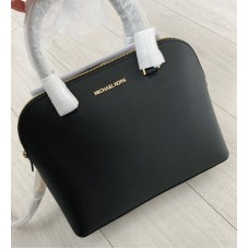 Michael Kors satchel kabelka čierna