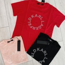 Karl Lagerfeld tričká kruh