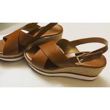 Michael Kors sandálky hnedé