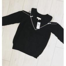 Michael Kors pulover čierny