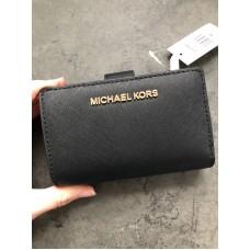 Michael Kors peňaženka malá čierna