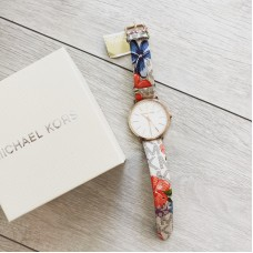 Michael Kors hodinky s kvietkami