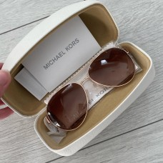 Michael Kors slnečné okuliare rosegold