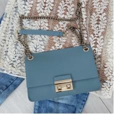 Furla kabelka modrá